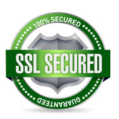 ssl secured icon