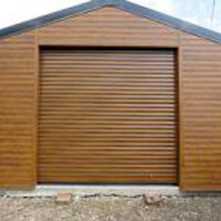 6m x 5m insulated steel building