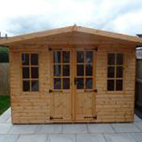 12ft x 8ft summerhouse